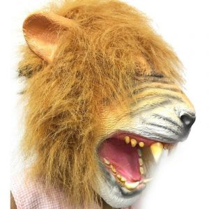 Lion Mask Disguise