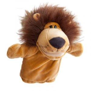 Lion Puppet Cuddly Toy