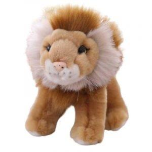 Baby Lion Plush Small Mane