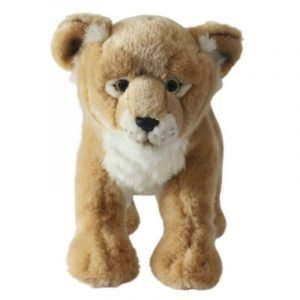 Baby Lion Savannah Plush