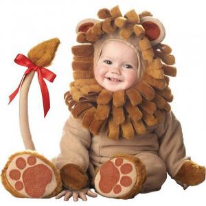 Baby Lion Tamer Costume