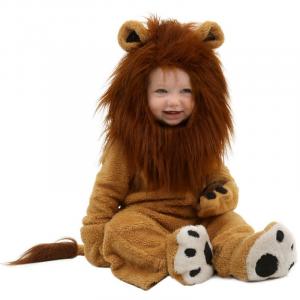 Baby Thick mane Costume