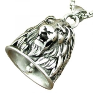 Bell Lion Necklace