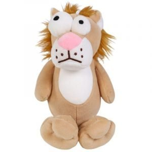 Big Eyes Lion Plush