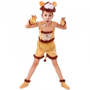 Carnival Girl Lion Costume