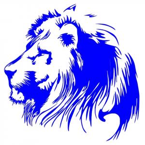Detroit Lions Sticker