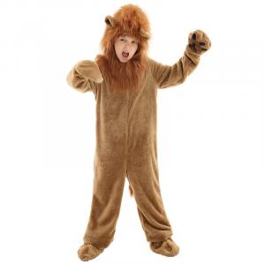 Fierce Child Lion Costume