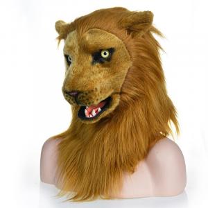 Ladies Lion Head Mask