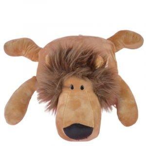 Lion Plush Blanket or Pillow
