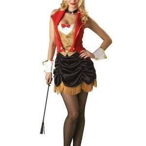 Hot Lion Tamer Costume