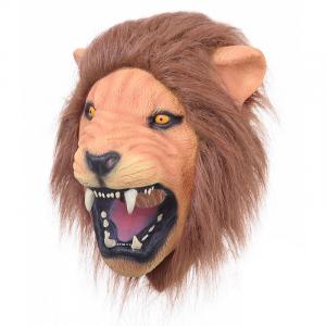 Lion Terror Mask