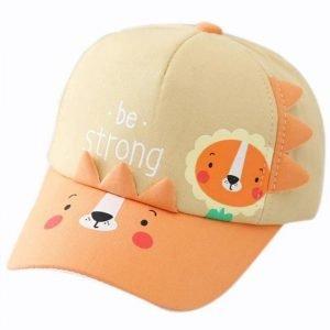 3D Child Lion Cap