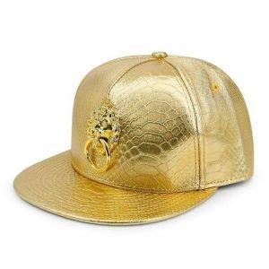 Golden Lion Cap