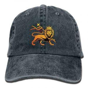 Lion of Judah Lion Cap