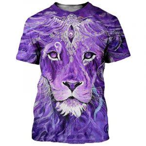 Women Lion T-Shirt