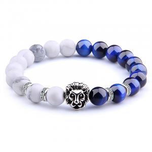 Beaded Lion Bracelet